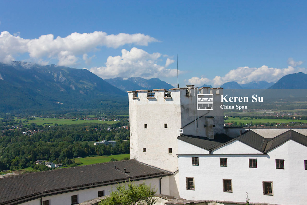 Fortress Hohensalzberg, Salzburg, Austria