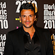MON/Monte Carlo/20100512 - World Music Awards 2010, Peter Andre