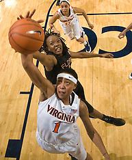 20090123 - #22 Florida State at #16 Virginia (NCAA Women's Basketball)