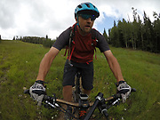 SHOT 8/5/17 12:55:51 PM - GoPro Hero 5 photos while riding Brian Head Resort in Brian Head, Utah with Vesta Lingvyte of Denver, Co. (Photo by Marc Piscotty / © 2017)