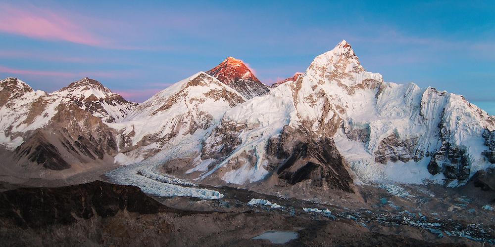 Nepal, Khumbu, Everest Region,