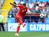 Fakhreddine Ben Youssef (Tunisia)<br /> Moscow 23-06-2018 Football FIFA World Cup Russia  2018 <br /> Belgium - Tunisia / Belgio - Tunisia <br /> Foto Matteo Ciambelli/Insidefoto