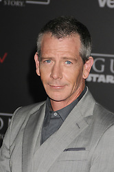 December 10, 2016 - Los Angeles, CA, United States of America - Ben Mendelsohn arriving at the Star Wars ''Rogue One'' World Premiere at the Pantages Theater on December 10 2016 in Hollywood, CA  (Credit Image: © Famous/Ace Pictures via ZUMA Press)