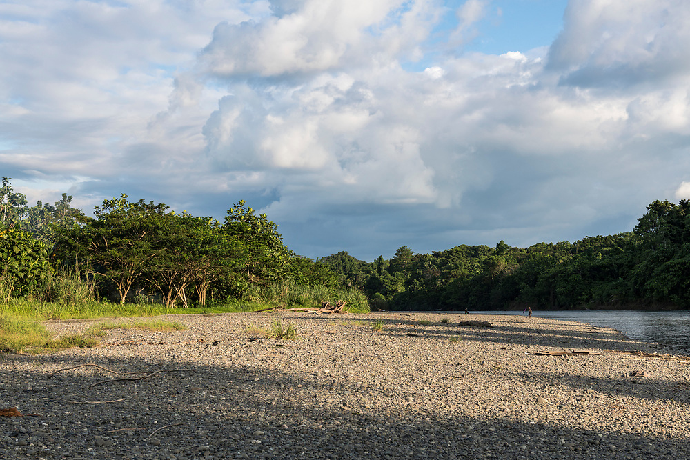 The Clay River in Likan, East Sepik Province, Papua New Guinea<br />(June 20, 2019)