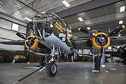 North American B-25 Mitchell.