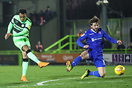 Forest Green Rovers v Morecambe 171118
