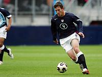 Fotball <br /> FIFA World Youth Championships 2005<br /> Enschede<br /> Nederland / Holland<br /> 11.06.2005<br /> Foto: Morten Olsen, Digitalsport<br /> <br /> USA v Argentina 1-0<br /> <br /> Chad Barrett - USA