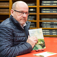 Ciaran O Murchadha author of Figures in a Famine Landscape