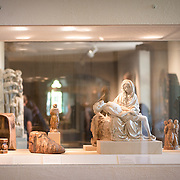 Medievil artefacts at The Cloisters museum in Upper Manhattan