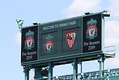 Liverpool FC vs Sevilla FC (July 21, 2019)