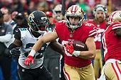 San Francisco 49ers vs Jacksonville Jaguars (12/24/2017)