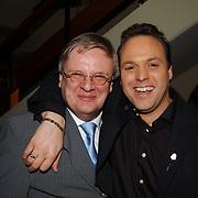 Harpengala 2004, Louis Bovee en Frans Bauer