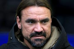 Norwich City's head coach Daniel Farke