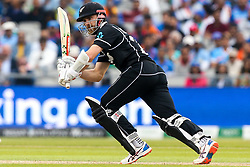 Kane Williamson of New Zealand - Mandatory by-line: Robbie Stephenson/JMP - 09/07/2019 - CRICKET - Old Trafford - Manchester, England - India v New Zealand - ICC Cricket World Cup 2019 - Semi Final
