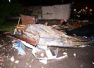 6/8/08 Omaha, NEStorm damage from a possible  tornado in Millard area 132nd and Q streets..(chris machian/Omaha World Herald)