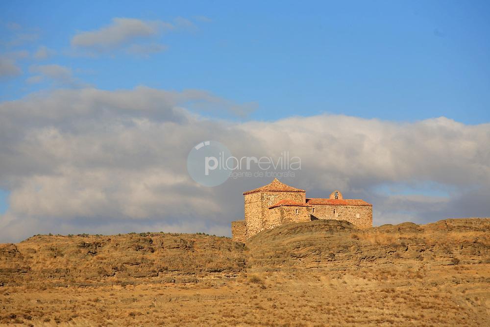 Igea. Ermita de Santa Ana. La Rioja ©Daniel Acevedo / PILAR REVILLA