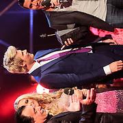 NLD/Den Bosch/20120920- Uitreiking Buma NL Awards 2012, Ouvre prijs voor Jan Smit uitgereikt door George Baker