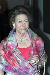 Princess Margaret, the sister of Queen Elizabeth II, attends a National Society for the Prevention of Cruelty to Children (NSPCC) Suffolk Gala Ball at Melford Hall, Long Melford, Suffolk.