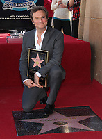 1/13/2011 Colin Firth at his Hollywood Walk of Fame ceremony