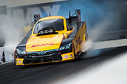 April 22-24, 2016: NHRA 4 Wide Nationals, Charlotte NC. Del Worsham, Funny Car