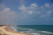 Morro Branco_CE, Brasil...Imagens diversas da praia de Morro Branco, no Ceara...Morro Branco beach in Ceara...Foto: BRUNO MAGALHAES / NITRO