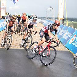 22-08-2020: Wielrennen: NK vrouwen: Drijber<br /> Danique Braam (Netherlands / Team Lotto Soudal Ladies)