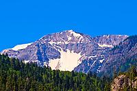 Views near Ouray, Colorado USA