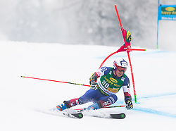 Tim Jitloff of USA during 1st run of Men's Giant Slalom race of FIS Alpine Ski World Cup 57th Vitranc Cup 2018, on 3.3.2018 in Podkoren, Kranjska gora, Slovenia. Photo by Urban Meglič / Sportida
