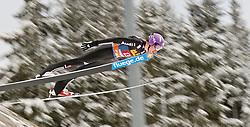 30.12.2011, Schattenbergschanze / Erdinger Arena, GER, Vierschanzentournee, FIS Weldcup, Probedurchgang, Ski Springen, im Bild Martin Schmitt (GER) // Martin Schmitt of Germany during the trial round at 60th Four-Hills-Tournament, FIS World Cup in Oberstdorf, Germany on 2011/12/30. EXPA Pictures © 2011, PhotoCredit: EXPA/ P.Rinderer