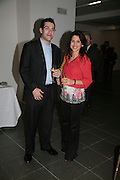 Arts Alliance 10th year party. serpentine Gallery. 16 April 2007.  -DO NOT ARCHIVE-© Copyright Photograph by Dafydd Jones. 248 Clapham Rd. London SW9 0PZ. Tel 0207 820 0771. www.dafjones.com.