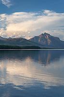 Lake McDonald Glacier National Park Montana