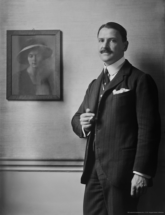 W. Somerset Maugham, English Author and Playwright, 1912
