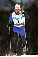 Langrenn , 19. november 2005 , Verdenscup Beitostølen, klassisk , <br /> Brynjar Skjærli , Norge<br /> <br /> Cross-Country skiing , World Cup , Beitostolen Norway