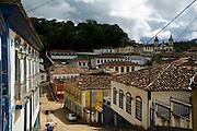Prados_MG, Brasil..Fachada de Casaroes historicos em Prados, Minas Gerais..Colonial Houses facade in Prados, Minas Gerais..Foto: JOAO MARCOS ROSA / NITRO