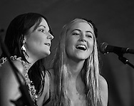 Dala is a Canadian acoustic-folk two-piece musical group, made up by  Amanda Walther, left and Sheila Carabine, both of Scarborough, Ontario.