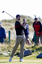 04.10.2012, Old Course, St. Andrews, SCO, European Golf Tour, Alfred Dunhill Links Championship, im Bild Michael Phelps // during the European Golf Tour, Alfred Dunhill Links Championship at the Old Course, St. Andrews, Scotland on 2012/10/04. EXPA Pictures © 2012, PhotoCredit: EXPA/ Mitchell Gunn