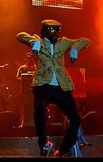 Belo Horizonte_MG, Brasil...Show da banda americana Black Eyed Peas no 2o dia do Pop Rock Brasil no Mineirao. Na foto o cantor William...Show of the Amercian band Black Eyed Peas in the second day of Pop Rock Brazil on Mineirao. In this photo the singer William...Foto: LEO DRUMOND / NITRO