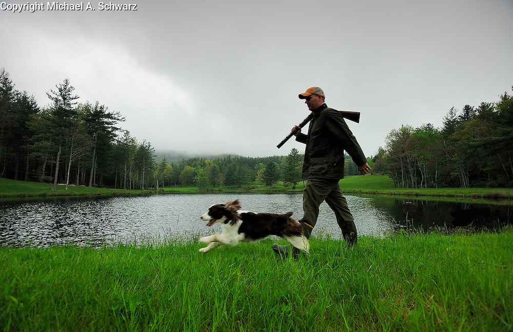 5/11/09 Highlands, NC<br /> <br /> Hunter Woodruff Property, Highlands, NC<br /> <br /> Photograph by Michael A. Schwarz