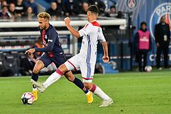 October 7, 2018 - Paris, ile de france, France - Neymar Jr during the french Ligue 1 match between Paris Saint-Germain (PSG) and Olympique Lyonnais (OL, Lyon) at Parc des Princes stadium on October 7, 2018 in Paris, France. (Credit Image: © Julien Mattia/NurPhoto/ZUMA Press)