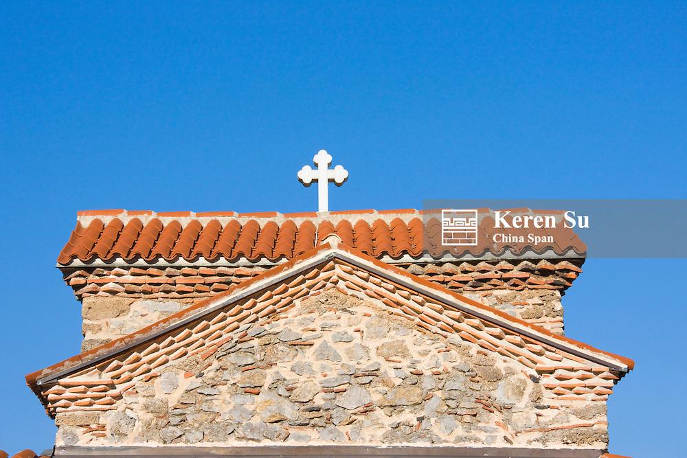 Church of Holy Mother God Perivleptos, Ohrid, Republic of Macedonia