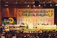 23.10.1998, Germany/Bonn:<br /> 11. Ordentliche Bundesdelegiertenkonferenz Bündnis 90 / Die Grünen, Beethovenhalle <br /> IMAGE: 19981023-01/03-22<br />  <br /> KEYWORDS: Parteitag, Bundesparteitag, party congress