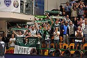 DESCRIZIONE : Eurolega Euroleague 2014/15 Gir.A Dinamo Banco di Sardegna Sassari - Zalgiris Kaunas<br /> GIOCATORE : Tifosi Zalgiris Kaunas<br /> CATEGORIA : Tifosi Pubblico Spettatori<br /> SQUADRA : Zalgiris Kaunas<br /> EVENTO : Eurolega Euroleague 2014/2015<br /> GARA : Dinamo Banco di Sardegna Sassari - Zalgiris Kaunas<br /> DATA : 14/11/2014<br /> SPORT : Pallacanestro <br /> AUTORE : Agenzia Ciamillo-Castoria / Claudio Atzori<br /> Galleria : Eurolega Euroleague 2014/2015<br /> Fotonotizia : Eurolega Euroleague 2014/15 Gir.A Dinamo Banco di Sardegna Sassari - Zalgiris Kaunas<br /> Predefinita :AUTORE : Agenzia Ciamillo-Castoria/C.Atzori