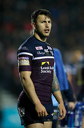 Leeds Rhinos Tom Briscoe in action against St Helens, during the Betfred Super League match at The Totally Wicked Stadium, St Helens.