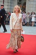 MIRANDA RICHARDSON, Celebration of the Arts. Royal Academy. Piccadilly. London. 23 May 2012.