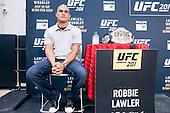UFC 201 Media Day
