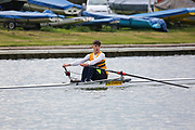 Crew: 474  CHR-Clarke  Christchurch Rowing Club  Op J17 1x<br /> <br /> Abingdon Spring Head 2019<br /> <br /> To purchase this photo, or to see pricing information for Prints and Downloads, click the blue 'Add to Cart' button at the top-right of the page.