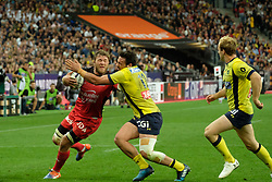 June 5, 2017 - Saint Denis, Seine Saint Denis, France - VERMEULEN (C.) player of the Rugby Club Toulonnais during the final of the French Rugby Championship Top 14 against ASM Clermont-Auvergne at the stadium of France - St Denis France (Credit Image: © Pierre Stevenin via ZUMA Wire)