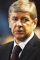 Photo: Paul Greenwood.<br />Bolton Wanderers v Arsenal. The FA Cup. 14/02/2007. Arsenal manager Arsene Wenger