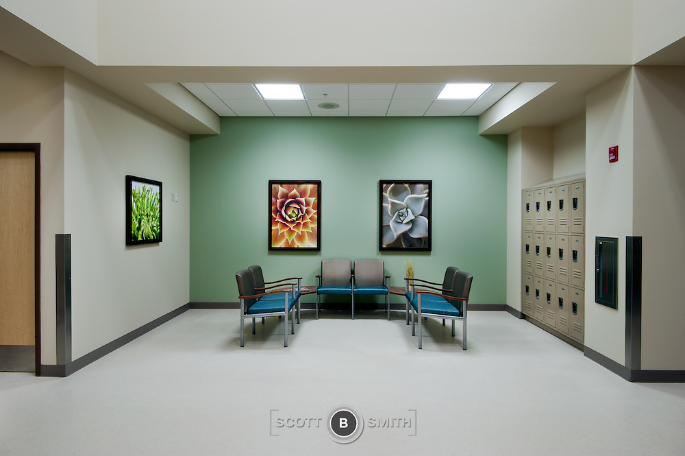 New healthcare facility built by the St. Joesph's Hospital of Tampa, Florida.  Located at 4918 Habana Avenue, Tampa, Florida