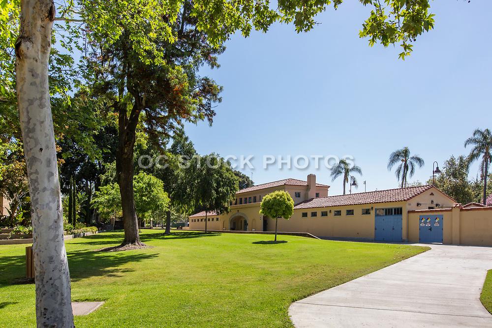 Hart Park Swimming Pool in Orange California